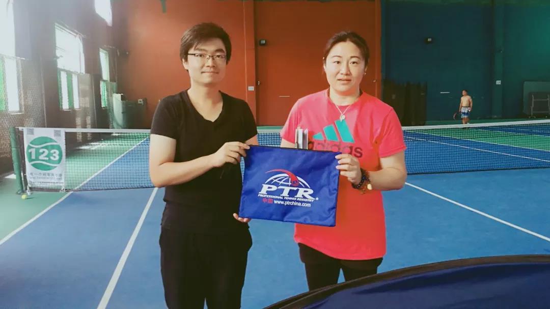 你的学员为什么要找你学网球 | 2018 PTR AD L1 天津站培训有感