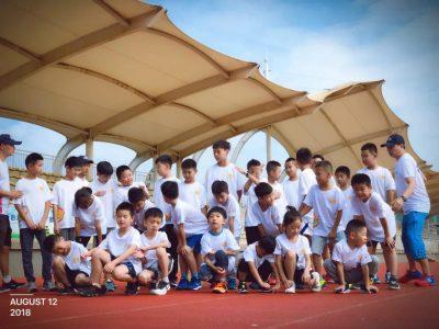 PTR中国青少年网球昆明夏令营火热进行中……..
