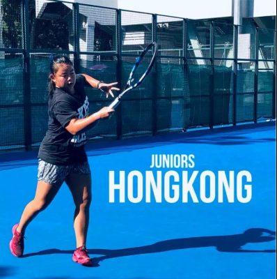 专访 | 美国大学网球特长生-李玄津